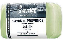 Parfums et Produits cosmétiques Savon de Provence Jasmine - La Corvette Provence Soap Jasmine
