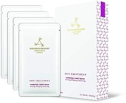 Parfums et Produits cosmétiques Masque tissu à l'aloe vera pour visage - Aromatherapy Associates Skin Treatment Hydrosol Sheet Mask