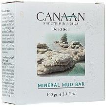 Parfums et Produits cosmétiques Savon aux minéraux de boue - Canaan Minerals & Herbs