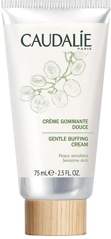 Crème gommante douce pour visage - Caudalie Cleansing & Toning Gentle Buffing Cream — Photo N1