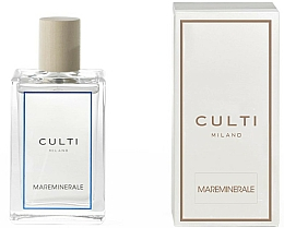 Parfums et Produits cosmétiques Spray d'ambiance Maremineral - Culti Milano Room Spray Mareminerale