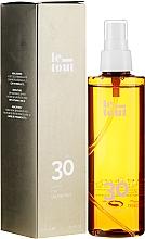 Parfums et Produits cosmétiques Huile sèche solaire - Le Tout Dry Oil Protect SPF30