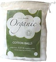 Parfums et Produits cosmétiques Boules de coton - Simply Gentle Organic Cotton Wool Balls