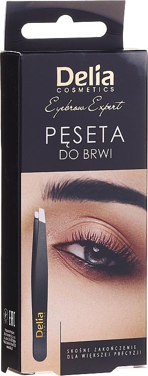 Pince à épiler - Delia Cosmetics Eyebrow Expert