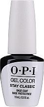 Parfums et Produits cosmétiques Base protectrice pour vernis hybride - O.P.I. Stay Classic Base Coat