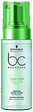 Parfums et Produits cosmétiques Baume-mousse au collagène pour cheveux - Schwarzkopf Professional Bonacure Collagen Volume Boost Whipped Conditioner