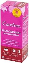 Parfums et Produits cosmétiques Protège-slips hygiéniques, 20 pcs - Carefree Plus Original Fresh Scent Pantyliners