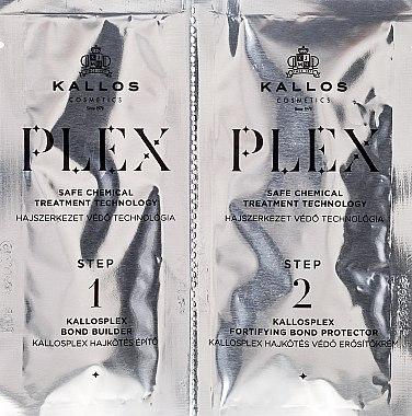 Additif de protection lors de traitement chimique des cheveux - Kallos Cosmetics PLEX Safe Chemical Treatment Technology