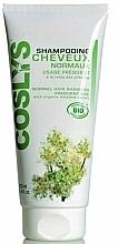 Parfums et Produits cosmétiques Shampooing à la reine des prés bio - Coslys Normal Hair Shampoo