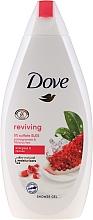 Parfums et Produits cosmétiques Gel douche au jus de grenade - Dove Go Fresh Reviving Shower Gel