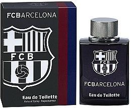 Parfums et Produits cosmétiques Air-Val International FC Barcelona Black - Eau de Toilette