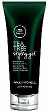 Parfums et Produits cosmétiques Gel coiffant à l'huile d'arbre à thé - Paul Mitchell Tea Tree Styling Gel