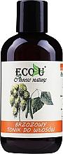 Parfums et Produits cosmétiques Tonique à l'extrait de bouleau pour cheveux - Eco U Birch Hair Tonic