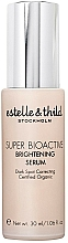 Parfums et Produits cosmétiques Sérum éclaircissant bio à l'extrait de feuille de ronce pour visage - Estelle & Thild Super Bioactive Brightening Serum