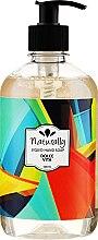 Parfums et Produits cosmétiques Savon liquide à l'extrait de vanille pour mains - Naturally Hand Soap Dolce Vita