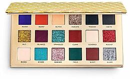 Parfums et Produits cosmétiques Palette professionnelle de fards à paupières - Revolution Pro All That Glistens Shadow Palette