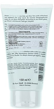 Gel purifiant à l'aloès pour le visage - Alcina B Cleansing Gel — Photo N3