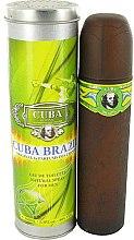 Parfums et Produits cosmétiques Cuba Brazil - Eau de Toilette