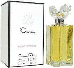 Parfums et Produits cosmétiques Oscar De La Renta Espirit D'oskar - Eau de Toilette