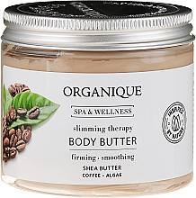 Parfums et Produits cosmétiques Beurre au café et algues pour corps - Organique Spa Therapie Coffee Body Butter