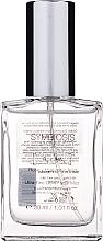 Parfums et Produits cosmétiques Brume à la rose et acide hyaluronique pour visage - Symbiosis London Rose + Hyaluronic Acid Ultra-Fine Glow Facial Mist