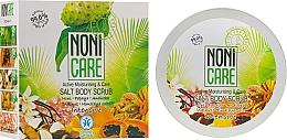 Parfums et Produits cosmétiques Gommage à l'extrait de papaye pour corps - Nonicare Intensive Salt Body Scrub