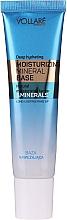 Parfums et Produits cosmétiques Base de maquillage à l'acide lactique - Vollare Cosmetics Moisturizing Mineral Base