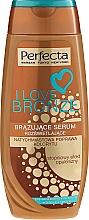 Parfums et Produits cosmétiques Sérum bronzant et illuminateur pour le corps - Perfecta I Love Bronze Serum