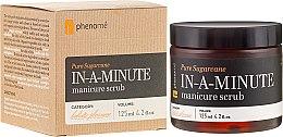 Parfums et Produits cosmétiques Gommage au sucre pour mains - Phenome Pure Sugarcane In-A-Minute Manicure Scrub