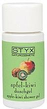 Parfums et Produits cosmétiques Gel douche à la pomme et kiwi - Styx Naturcosmetic Apple-Kiwi Shower Gel