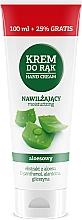 Parfums et Produits cosmétiques Crème à l'aloe vera pour mains - VGS Polska Moisturizing Aloe Hand Cream