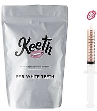 Parfums et Produits cosmétiques Kit de recharges pour blanchiment dentaire, Fraise - Keeth Strawberry Refill Pack