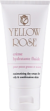 Parfums et Produits cosmétiques Crème-fluide hydratante pour visage - Yellow Rose Creme Hydratante Fluide