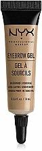 Parfums et Produits cosmétiques Gel sourcils - NYX Professional Makeup Eyebrow Gel