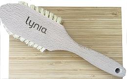 Parfums et Produits cosmétiques Brosse en bois pour talons - Lynia