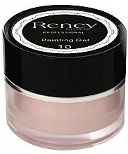 Parfums et Produits cosmétiques Gel pour nail art - Reney Cosmetics Painting Gel