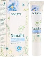 Parfums et Produits cosmétiques Crème à l'huile de pépins de raisin pour yeux - Soraya Moisturizing Eye Cream