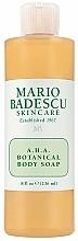 Parfums et Produits cosmétiques Gel douche au pamplemousse - Mario Badescu A.H.A. Botanical Body Soap