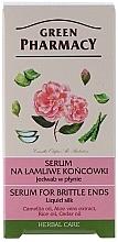 Parfums et Produits cosmétiques Sérum de soie liquide pour pointes fourchues - Green Pharmacy