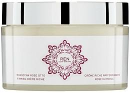 Parfums et Produits cosmétiques Crème raffermissante pour corps - Ren Moroccan Rose Otto
