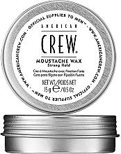 Parfums et Produits cosmétiques Cire à moustache, fixation forte - American Crew Official Supplier to Men Moustache Wax Strong Hold