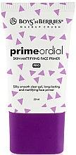 Parfums et Produits cosmétiques Base de teint matifiante - Boys'n Berries Primeordial Skin Mattifying Face Primer