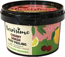 Parfums et Produits cosmétiques Exfoliant au beurre de cacao pour corps - Berrisimo Cherry Smash Body Peeling
