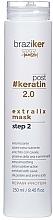 Parfums et Produits cosmétiques Masque après lissage à la kératine pour cheveux - Braziker Hair Mask After Keratin Straightening