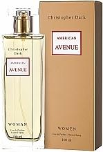 Parfums et Produits cosmétiques Christopher Dark American Avenue - Eau de Parfum