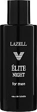 Parfums et Produits cosmétiques Lazell Elite Night - Eau de Toilette