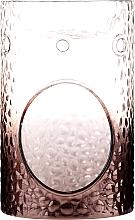 Parfums et Produits cosmétiques Brûleur à tartelettes de cire en verre - Yankee Candle Sheridan Hammered Glass Melt Warmer