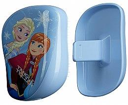 Parfums et Produits cosmétiques Brosse à cheveux compacte - Tangle Teezer Compact Styler Disney Frozen Brush