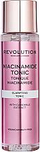Parfums et Produits cosmétiques Lotion tonique à l'extrait de camomille - Revolution Skincare Niacinamide Clarifying Toner