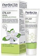 Parfums et Produits cosmétiques Crème dépilatoire au collagène et à l'allantoïne pour corps - Perfecta Epilady
